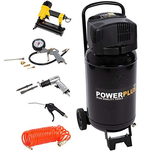 Powerplus Druckluft Powerplus Kompressor 8 bar 50L...