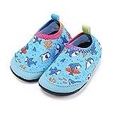Laiwodun Zapatos de Agua niño Bebe Zapatos de Natación Descalzo Aqua...
