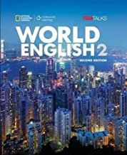 World English 2: Student Book/Online Workbook Package (World English, Second Edition: Real People Real Places Real Language)