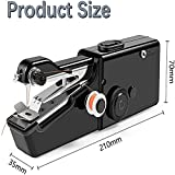 Zoom IMG-1 dube macchina da cucire portatile