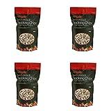 4 x 400g Packungen zu Buche Smoking Chips - Geeignet für Gas oder Holzkohle-Grills