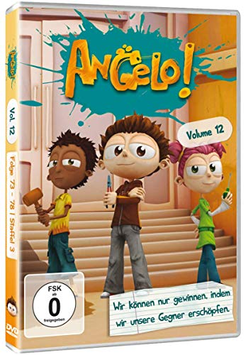 Angelo! - Volume 12 - Staffel 3