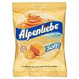 Alpenliebe Soft, Caramelle Moribide Gusto Original Caramel, Caramella Toffee al Caramello,...