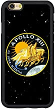 Saul&Dunn Apollo XIII Anniversary NASA iPhone 7 & iPhone 8 Case Graphic Drop-Proof Durable Slim Soft TPU Cover