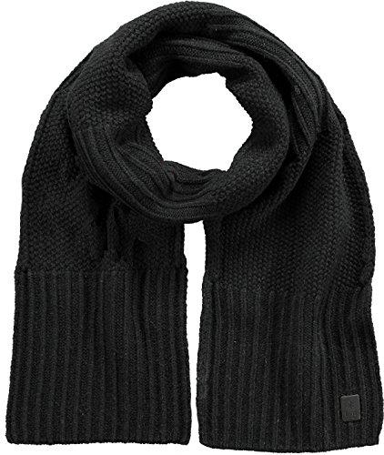 Barts sjaal Clarck Scarf zwart