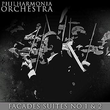 Walton: Facades Suites Nos.1 & 2