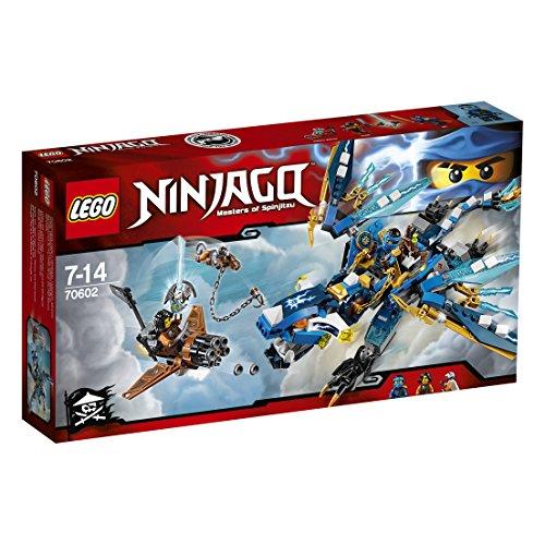 Lego Ninjago 70602, Il Dragone Elementale di Jay
