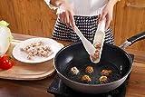 SISHUINIANHUA DIY 1set Convenient Fleischklöschenhersteller Nützliche Pattie Frikadelle Fisch-Kugel Burger Set Küche Home Cooking Werkzeug-Zubehör