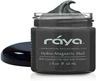 RAYA Hydro-Magnetic Mud Masque (677) | Nourishing Facial Treatment Mask for Dry Skin | Magnetic Minerals Help Refine Pores and Improve Complexion