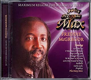Reggae Max by Freddie Mcgregor