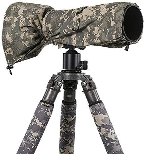 lcgghbk Black LensCoat Cover Camouflage Neoprene Gimbal Head Cover Protection Gitzo Gimbal Fluid Head Cover