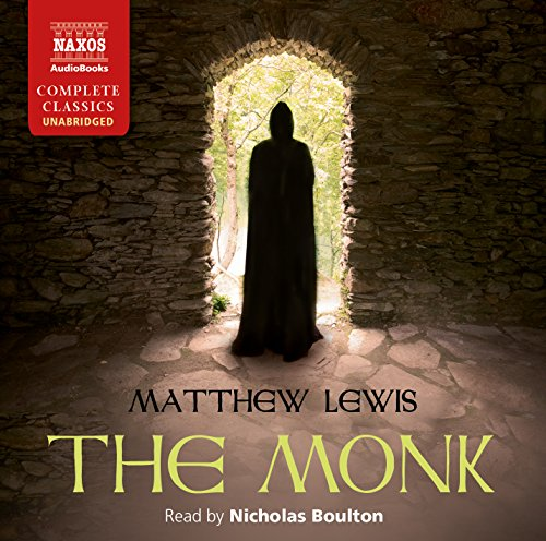 Price comparison product image Lewis: The Monk [Nicholas Boulton] [Naxos Audiobooks: NA0265]
