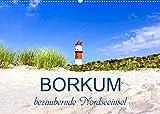 Borkum, bezaubernde Nordseeinsel (Wandkalender 2022 DIN A2 quer)