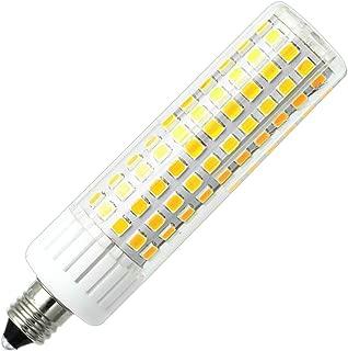 E11 LED Light Bulb 8.5W, 100W-120W Halogen Bulbs Equivalent,Mini Candelabra,Indoor Lighting,Dimmable Daylight White 6000K