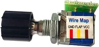 FrSky Taranis X9D PLUS/X9E 6 Position Switch Pot Knob