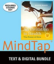Bundle: An Invitation to Health, Loose-leaf Version, 17th + MindTap Health, 1 term (6 months) Printed Access Card
