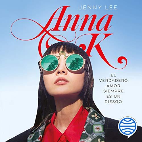 Diseño de la portada del título Anna K.