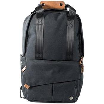 PKG Rosseau Mini Tote//Backpack Light Grey 15 Liters of volume