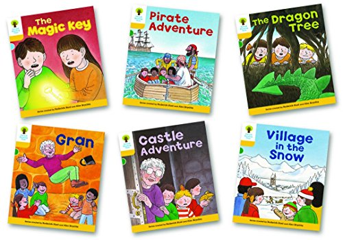 Hunt, R: Oxford Reading Tree: Level 5: Stories: Pack of 6