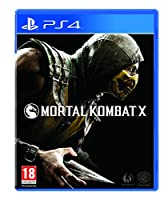 Mortal Kombat X (PS4) (輸入版)