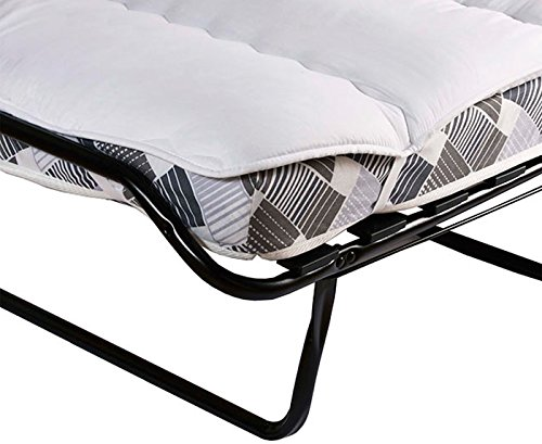 Snugglemore Mattress Topper Bunk Bed / Double Pull Out Sofa Bed Size / Camping Bed Protector (Small Double 122cm x 190cm)