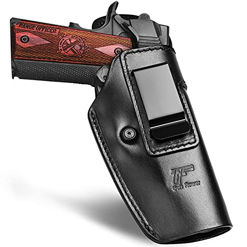 Full Grain Leather Holster for Most 1911 Style...
