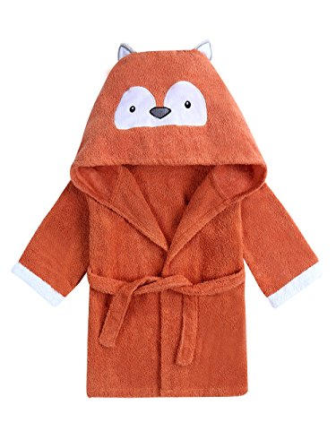 Urbear Fox Baby Bathrobe