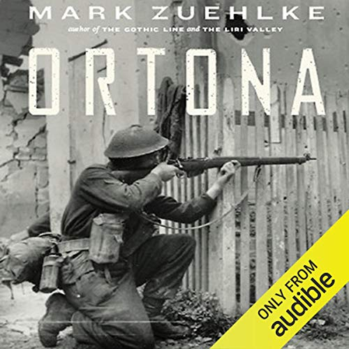 Page de couverture de Ortona