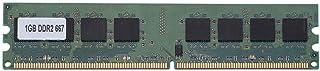 Diyeeni Módulo de Memoria de Alto Rendimiento para Memoria RAM para Intel/AMD (1GB,DDR3, 667MHz,240PIN,PC2-5300),Compatible con su Ordenador/Computadora