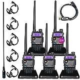 8-watt baofeng Radio Upgraded Baofeng UV-5R Ham Radio