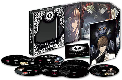 Death Note. Edicion Shinigami Blu-Ray (Serie Tv + Death...