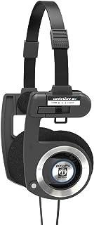 Koss PortaPro On Ear Headphones with ケース (Black) 【並行輸入品】