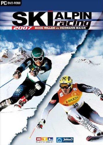Ski Alpin Racing 2007 (DVD-ROM) [Importación alemana]