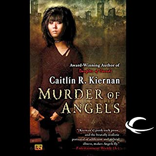Murder of Angels audiobook cover art