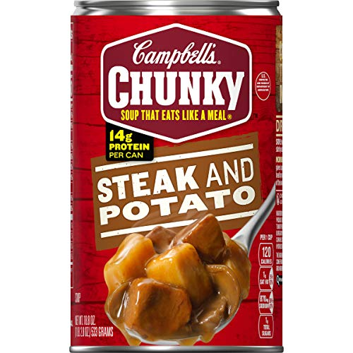 Image of Campbell's Chunky Steak &...: Bestviewsreviews