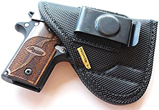REMORA Clip IWB Holster #2ART Ambidextrous Designed for Small Framed Derringers and Semi-automatics up to 2 3/4 Barrel