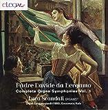 Bergamo: Complete Organ Symphonies, Vol. 1
