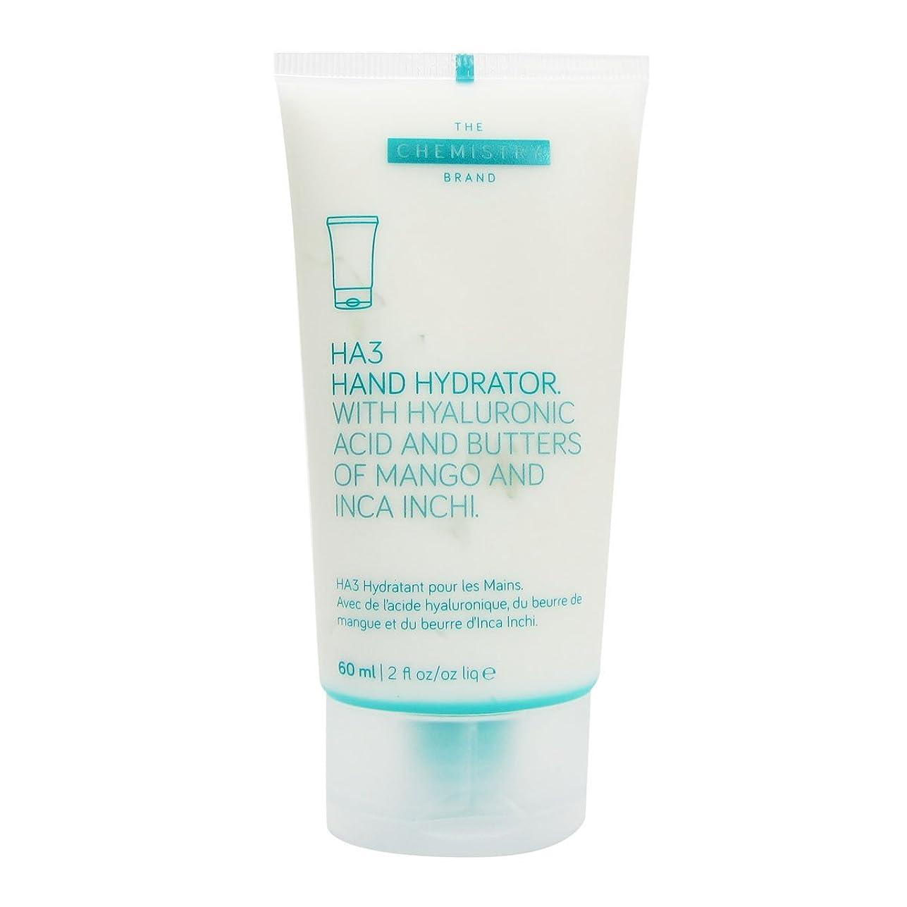 かき混ぜる浮浪者鎮痛剤The Chemistry Brand Ha3 Hand Hydrator 60ml [並行輸入品]
