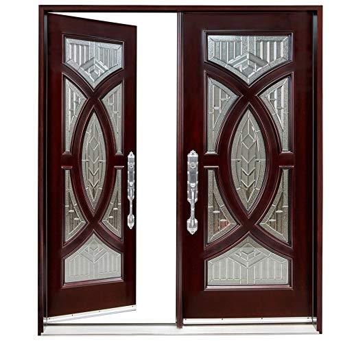 exterior doors Exterior Double Front Entry Doors 60