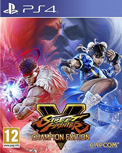 Street Fighter V - Champions Edition [
