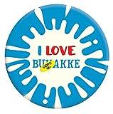 Photo de Brainbox Candy Badge I Love Bukakke par