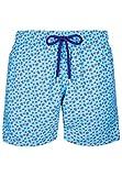 VILEBREQUIN Moorea - Bañador para Hombre Azul Claro M