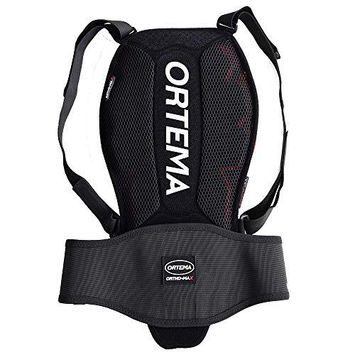 Ortho-MAX Dynamic: Atmungsaktiver Rückenprotektor - Unisex - ideal für Freizeit/Sport - Schutz für die Wirbelsäule - mit integriertem Nierengurt