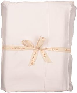 SHOO-FOO Organic Bamboo Pillowcases - Soft & Natural - No Dye No Bleach - 100% Bamboo - 300 TC (King)