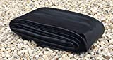 18' x 20' Pond Liner - 20-mil Black PVC for Koi Ponds, Streams