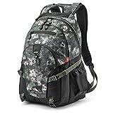 High Sierra Loop Backpack, Urban Camo, 19 x 13.5 x 8.5-Inch