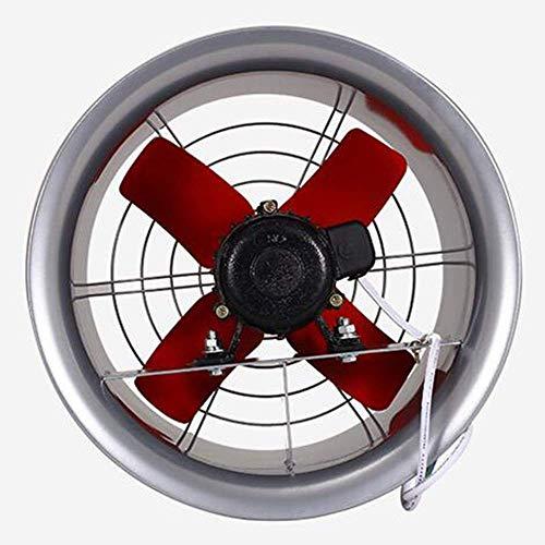 XZJJZ Ventilador de Escape Potente Ventilador de Escape Industrial ventilación de Escape Cocina de Pared Cocina Humos