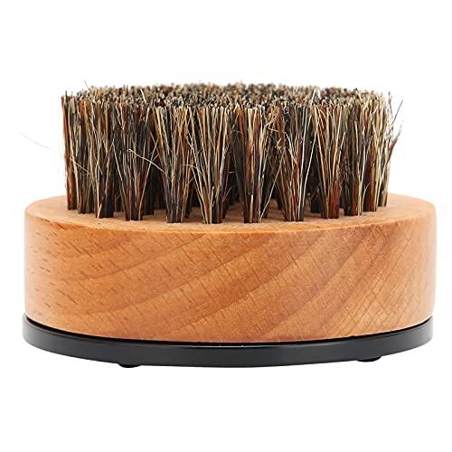 Cepillo para barba, cepillo para el cuidado de la barba, cuidado del bigote para el hogar, para el salón, para hombres