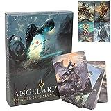 GUOHAPPY Nuevas 33PCS Tarot Cards, Oracle of Emanations, Versión en Inglés con Guía