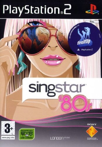 Singstar 80's (UK-Version!)